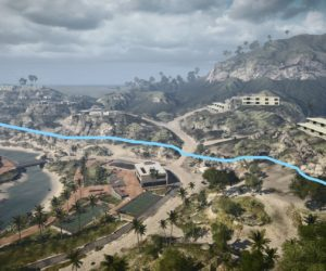 However, you will find yourself punished for redzone camping if you choose to stick to the mountain region all game long.