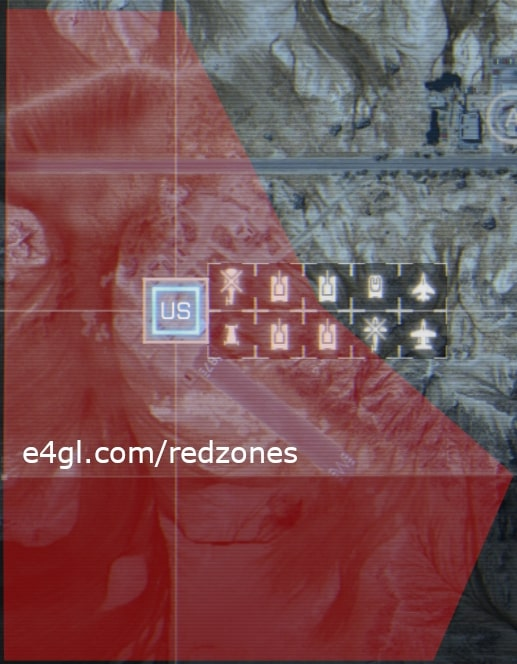 US Redzone of Firestorm