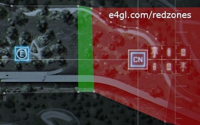 CN Redzone of Floodzone