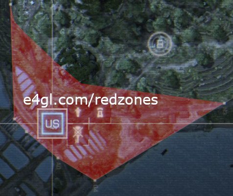 US Redzone of Guilin Peaks