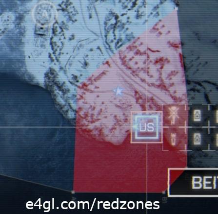 US Redzone of Hammerhead