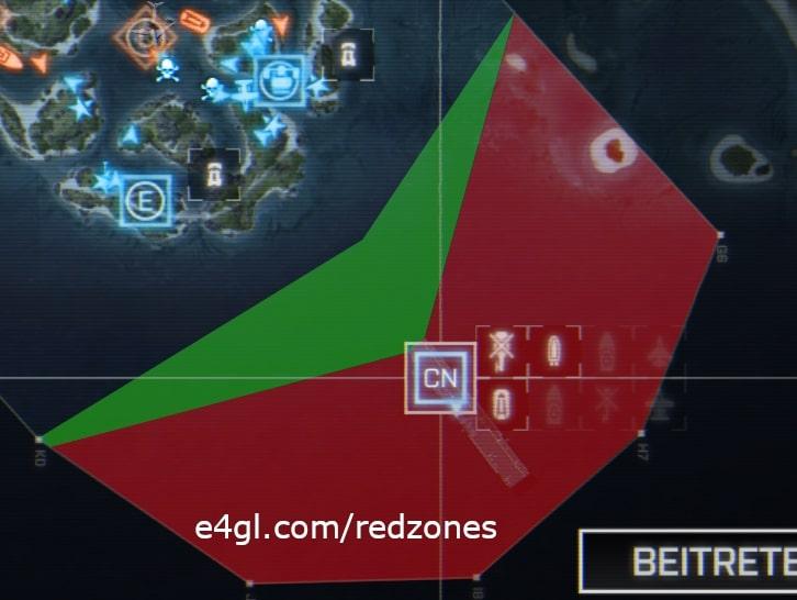 CN Redzone of Lost Island