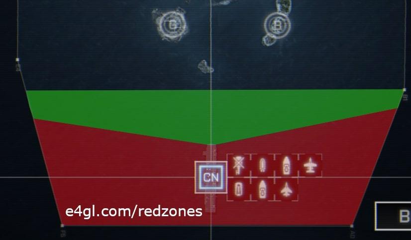 CN Redzone of Nansha Strike