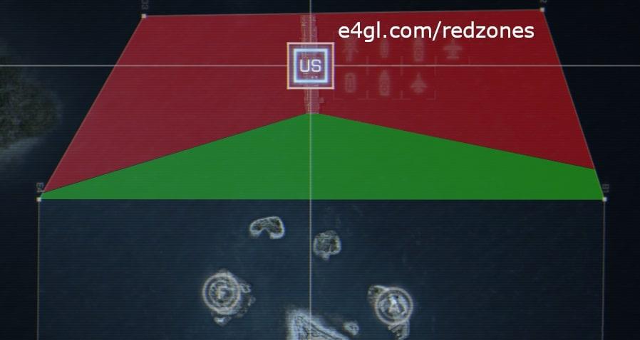 US Redzone of Nansha Strike