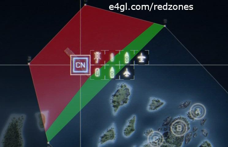 CN Redzone of Operation Mortar