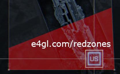US Redzone of Operation Metro