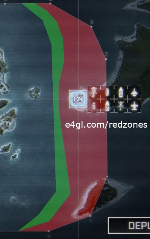 CN Redzone of Paracel Storm