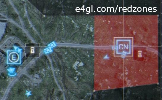 CN Redzone of Rogue Transmission
