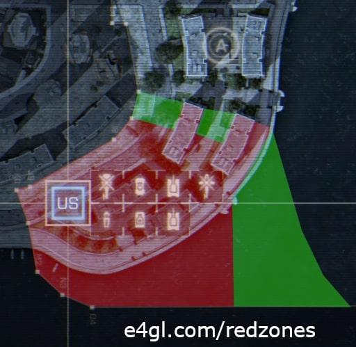 US Redzone of Shanghai