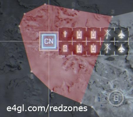 CN Redzone of Silk Road