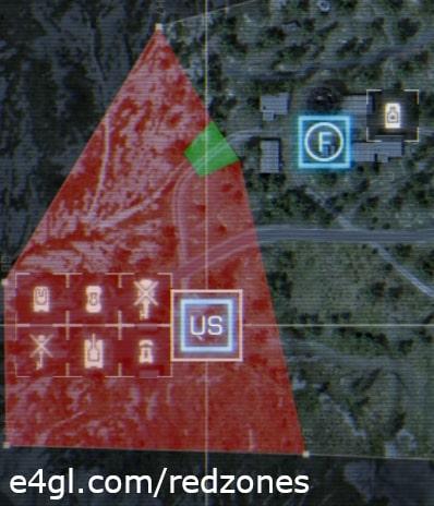US Redzone of Zavod